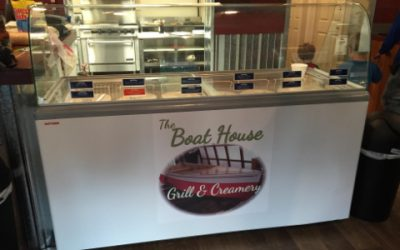 The Boat House Grill & Creamery