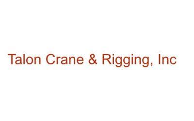 Talon Crane & Rigging, Inc