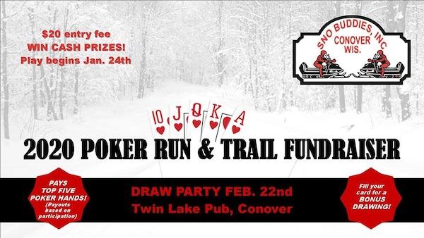 Snowmobile Poker Run